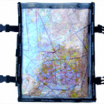 Waterproof A3 Map Pocket